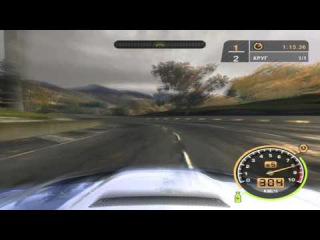 NFS MW Country Club by falcon 1 laps