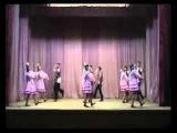 Татарский национальный молодежный танец
