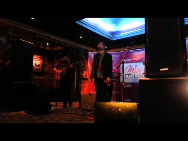 Walk the Moon Anna Sun TALKING IS HARD tour Boston acoustic session