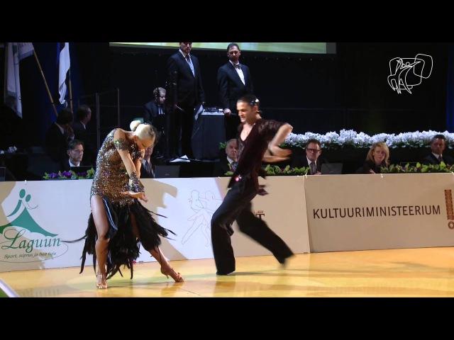 Langella - Moshenska, ITA | 2014 GS LAT Tallinn Final PD