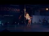 KODA - Ольга Кода (Exotic pole dance show 2015)