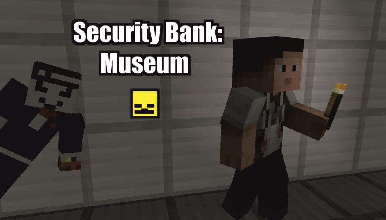 [MAP][1.7.10] SecurityBank 2: Museum