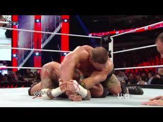(wwewm) wwe raw 25.02.2013 - john cena vs. cm punk (the winner faces the rock at wrestlemania 29)