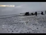 Гаубицу ВСУ разорвало при выстреле в клочья  Размер 2.57 Mб Код для вставки в блог     Видео, на котором снято, как украинская