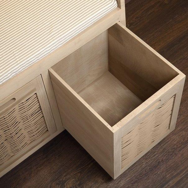 Banco silla taburete mueble de almacenaje zapatero baul for Banco zapatero madera