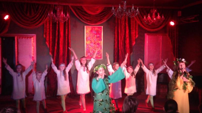 Сорочинская ярмарка отрывок из мюзикла праздник детского мюзикла