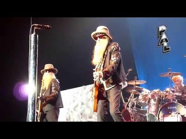 ZZ Top - Amsterdam - 24-06-2014 - Full Concert