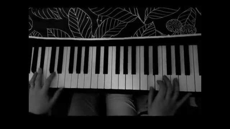 Muhtesem yuzyil (piano tutorial) Колыбельная Хюррем.