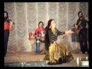 Катя Плахотная Цыганская пляска под песню Нанэ цоха Конец 1980 х