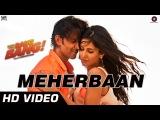Bang Bang - Meherbaan feat Hrithik Roshan &amp Katrina Kaif Vishal Shekhar HD