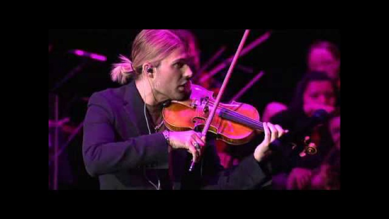 David Garrett Hungarian Dance No.5
