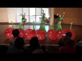Beautiful Chinese Dai Minority Dance - Red is Red, Green is Green
