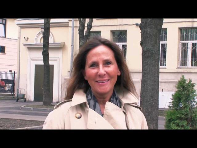 Кристин Нажель - автор аромата CIEL от CIEL parfum