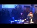 Apollo /Komba Bakh/ live at DYMart space on Ballroom X Mass special ELECTROSOUND TV/Germany/