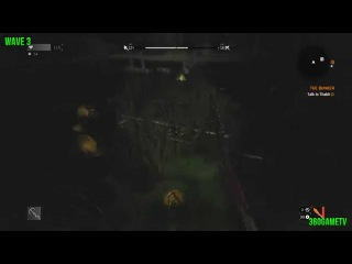 Dying Light - Plants vs Zombies Easter Egg Location and all Zombie Waves