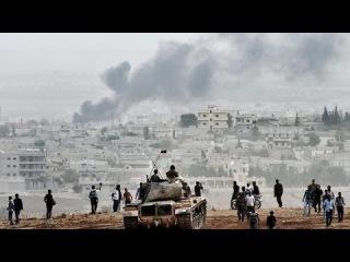 Kurds Vs Islamic State - ISIS Fighting Kurdish Forces in Kobane