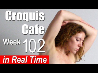 The Croquis Cafe: The Figure Drawing Resource, No. 102