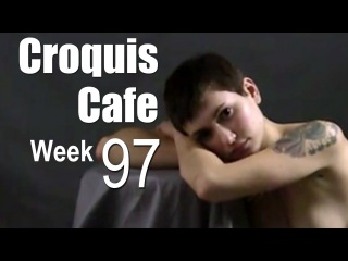 The Croquis Cafe: The Figure Drawing Resource, No. 97
