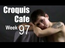 The Croquis Cafe The Figure Drawing Resource, No. 97