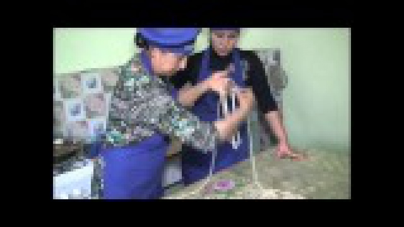 Уйгуры часть 5 ( готовим - Санза)