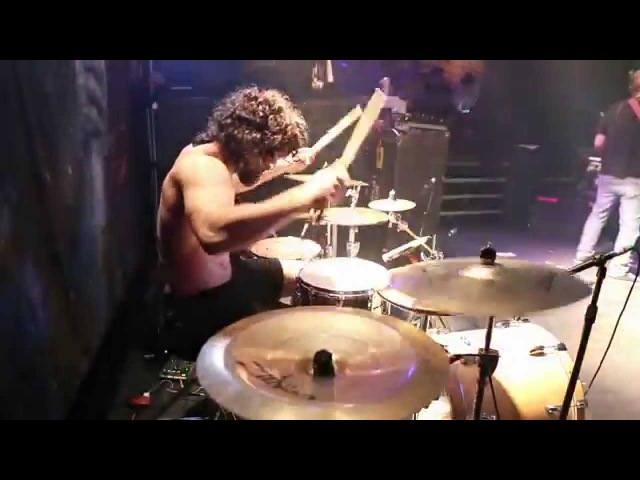 Darkest Hour - With A Thousand Words To Say But One [Travis Orbin] Drum Video Live [HD]