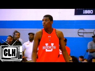 Naz Reid 6'9 Freshman with UNLIMITED POTENTIAL - Class of 2018 Basketball