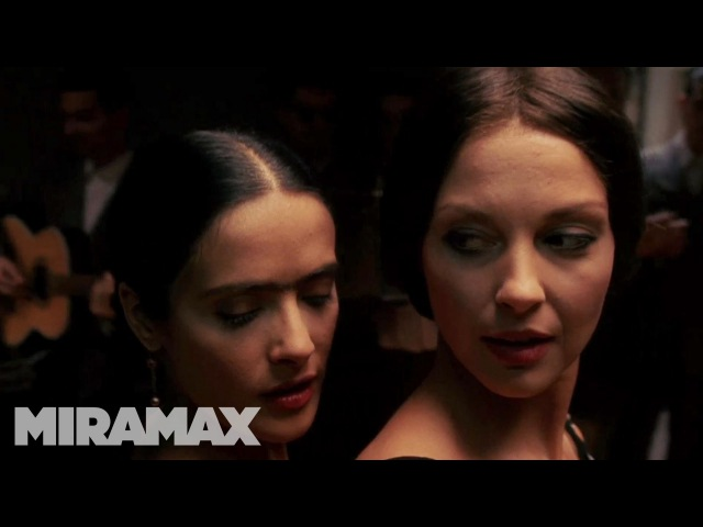 Frida 'Dancing Around An Issue' HD Salma Hayek Ashley Judd MIRAMAX