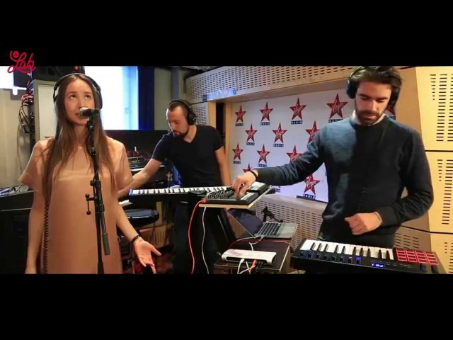 Synapson en live dans Le Lab Virgin Radio All In You