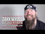 Zakk Wylde Tells One of His Favorite Ozzy Osbourne Stories
