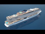 MSC Cruises presents the Vista and Seaside projects