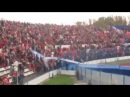 Фанаты Спартака поют.