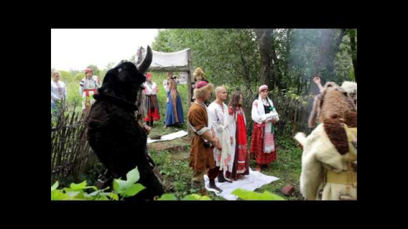 Свадьба Антона и Бераны