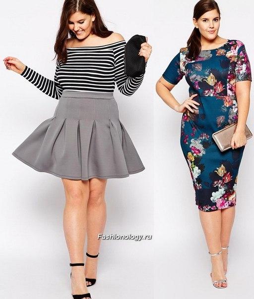 платье для полных весна 2015