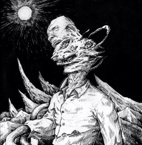 Новый сингл DEAFKNIFE - Nyarlathotep