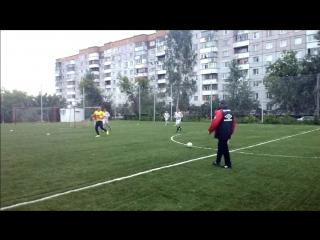 Кубок памяти Садырина 6х6. Группа А. МФК Пермь-Легион-0:6