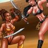 Мир боевых женщин