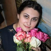 Анкета Оксана Антипова