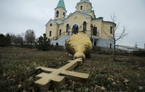 Трое убитых, восемь раненых, разрушенная церковь в Куйбышевском районе 24 ноября