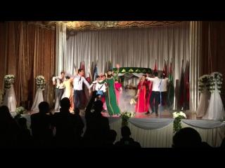 turkmen party shymkent