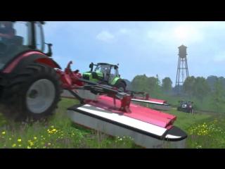 Farming Simulator 15 — мультиплеер