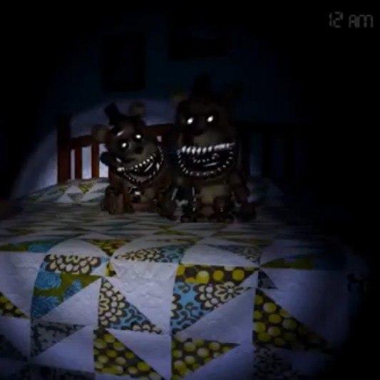 Скачать Five Nights at Freddy s 4 1 для Android