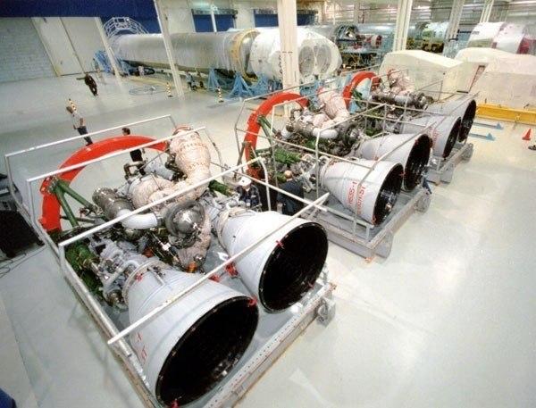 Российские двигатели будут использоваться на американских ракетах еще 7-9 лет