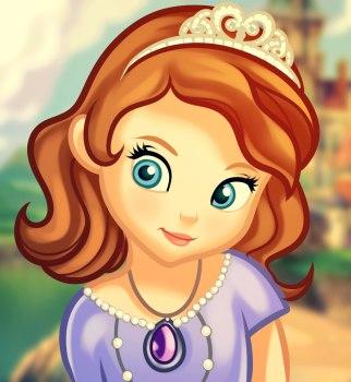 Рисуем с Софией Принцессой