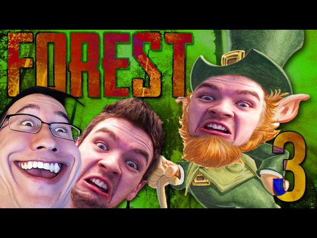 OFFENDING THE IRISH   The Forest COOP w/ JackSepticEye - Part 3