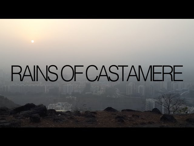 Game Of Thrones | Rains of Castamere | Tushar Lall | The Indian Jam Project