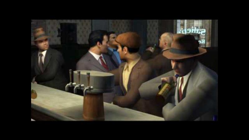 Mafia: The City Of Lost Heaven Trailer