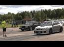 Volvo 740 T5 Drifting and Dragrace
