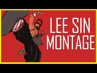 Lee Sin Montage #2 - Best Lee Sin Plays 2015 - League of Legends