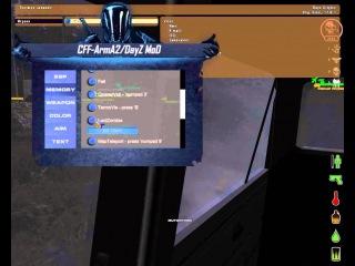 DayZ Origins - Лагерь Мутантов. С CFF-Team.Ru