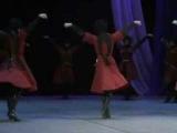 гр НОХЧО горский танец  2014